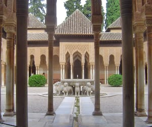 Alhambra, fortress, and palace image