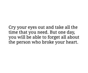 broken hearts, feelings, and greek image