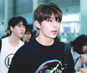 kpop, Y, and golden child image