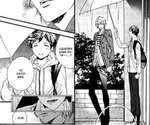 bl, manga, and seishun shimasu image