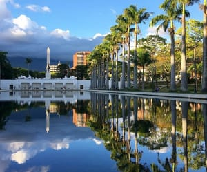 beautiful, caracas, and landscape image