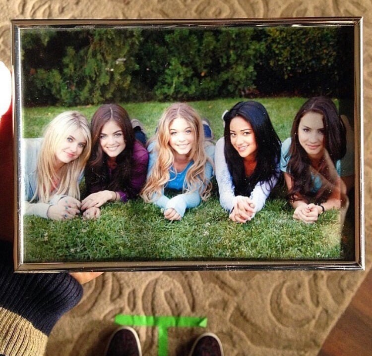 ad, tv show, and alison dilaurentis image