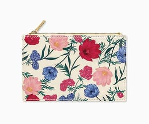 blogger, floral, and kate spade image