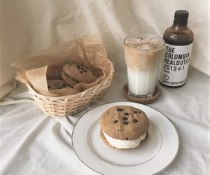 aesthetic, food, and beige image
