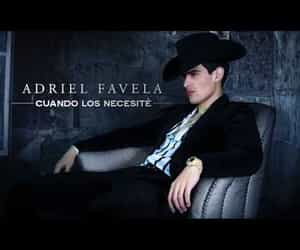 music, video, and adriel favela image