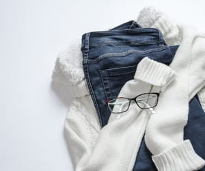 article, college, and outfit image