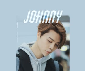 johnny, kpop, and wallpaper image