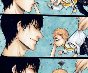 bl, old xian, and he tian image