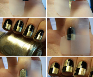 amazing, diy, and nail image
