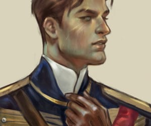 captain, tower of dawn, and throne of glass image
