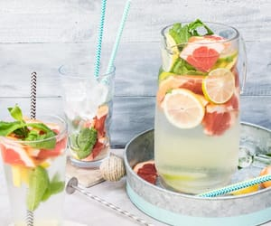 aesthetic, drinks, and healthy image