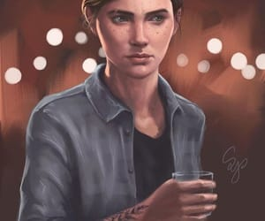 ellie, the last of us, and tlou 2 image
