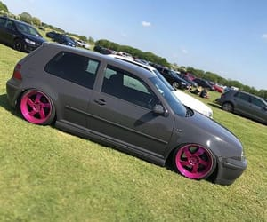 golf, mk4, and love image