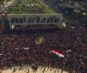 بغدادً, العراق , and مضاهرات في ساحه التحرير image