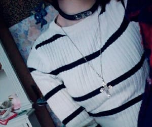 aesthetic, stripes, and clothes image