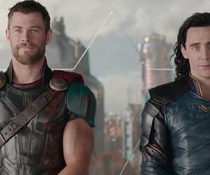Marvel, thor, and ragnarok image