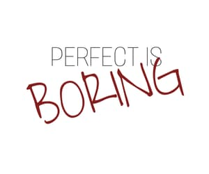 boring, freak, and quote image