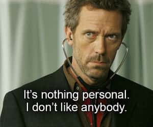 dr house and quotes image