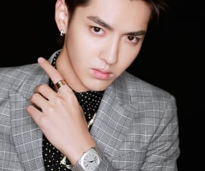 chinese, yifan, and suit image