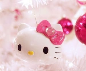 christmas, sanrio, and kitschmas image