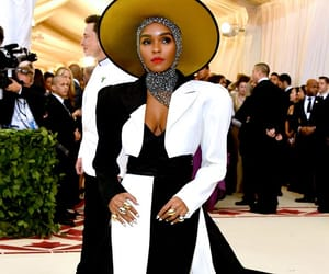 dress, style, and met gala image