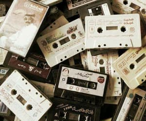 music and cassette image