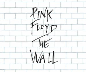 Pink Floyd, the wall, and rock image