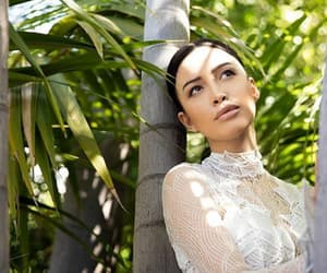 beauty, nature, and christian serratos image