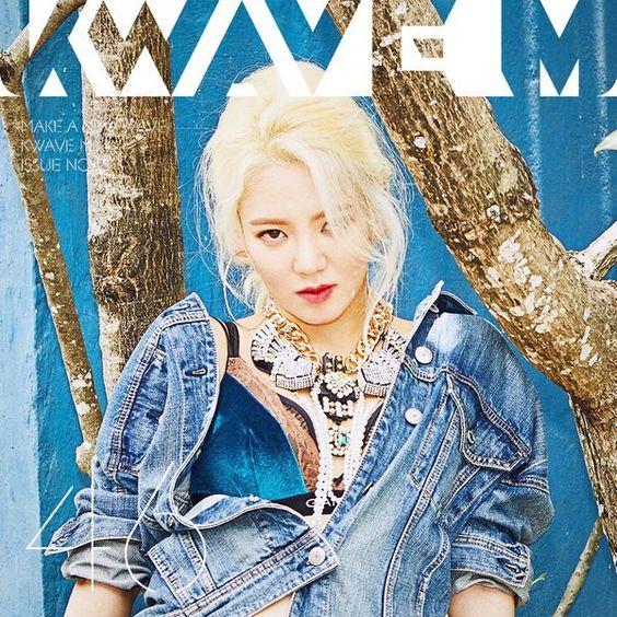 kpop, snsd, and kim hyoyeon image
