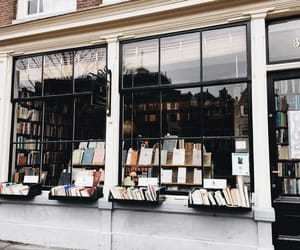 amsterdam, book, and books image
