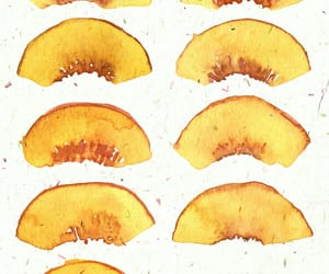 fruit, illustration, and peach image