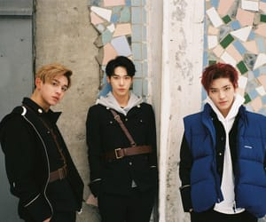 nct, lucas, and taeyong image