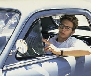 james franco, boy, and car image