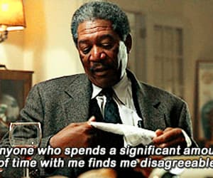 gif, morgan freeman, and SE7EN image