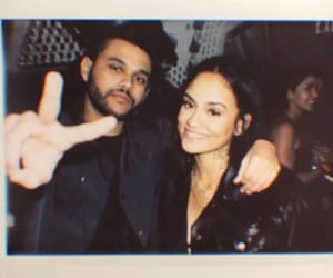 the weeknd, kehlani, and abel image