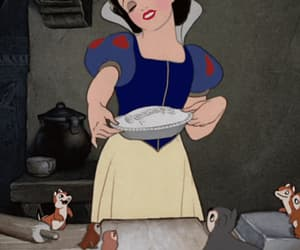 gif and snow white image