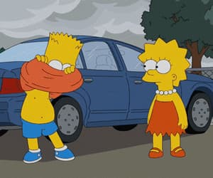 gif and the simpsons image