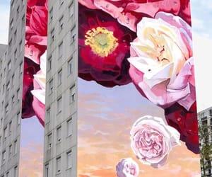 arte, floral, and urbano image