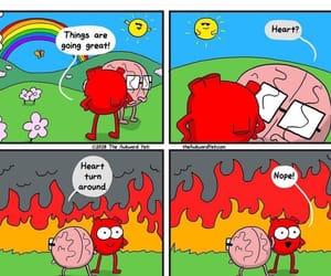 comics, drawings, and funny image