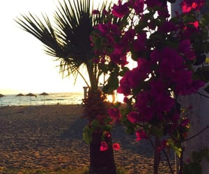 beach, Dubai, and Greece image