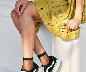 shoes, vans, and zapatos image