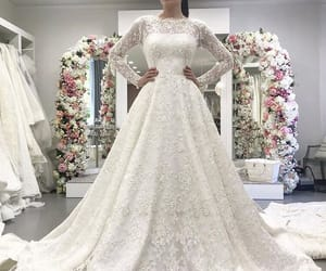 Dream, dress, and girl image