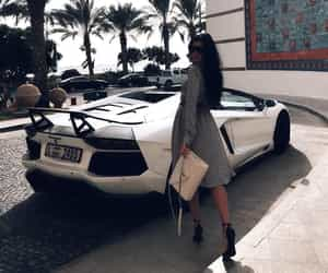 girl, car, and goals image