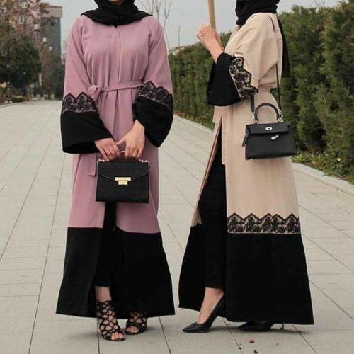 Abaya hijab fashion from Dubai – Just Trendy Girls