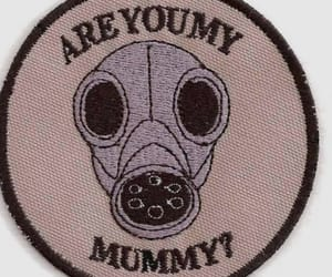 doctor who and are you my mummy image