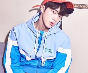 jin, photoshoot, and jungkook image