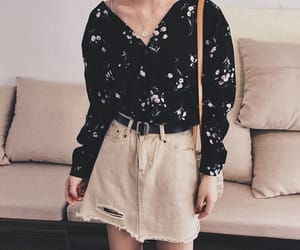 aesthetic, casual, and fashion image