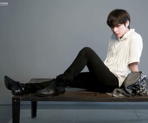 handsome, photoshoot, and adorable image
