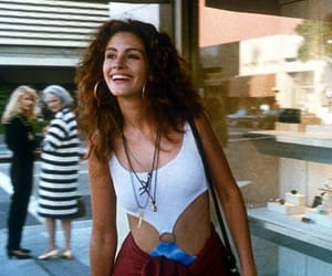 julia roberts, pretty woman, and 90s image