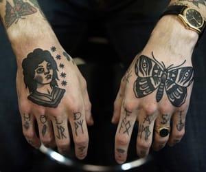 alt, black ink, and pale image